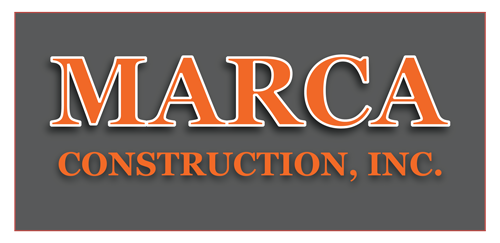 MARCA Construction Logo