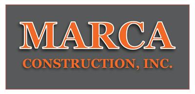 MARCA Construction Logo